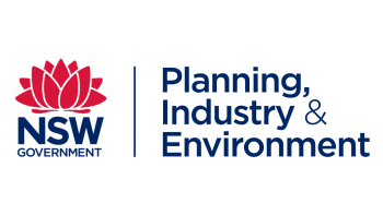 NSW Department of Planning, Industry and Environment's logo