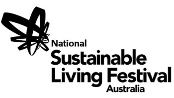 National Sustainable Living Festival's logo