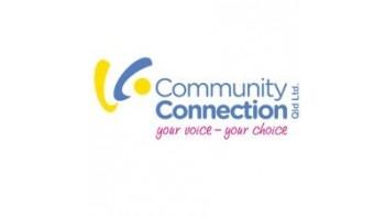 Community Connection QLD LTD's logo