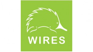 WIRES (Wildlife Information Rescue and Education Service)'s logo