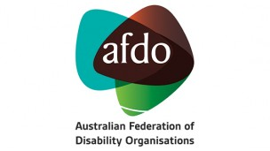 Australian Federation of Disability Organisations's logo