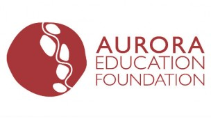 Aurora Education Foundation's logo