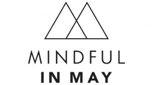 Mindful in May's logo